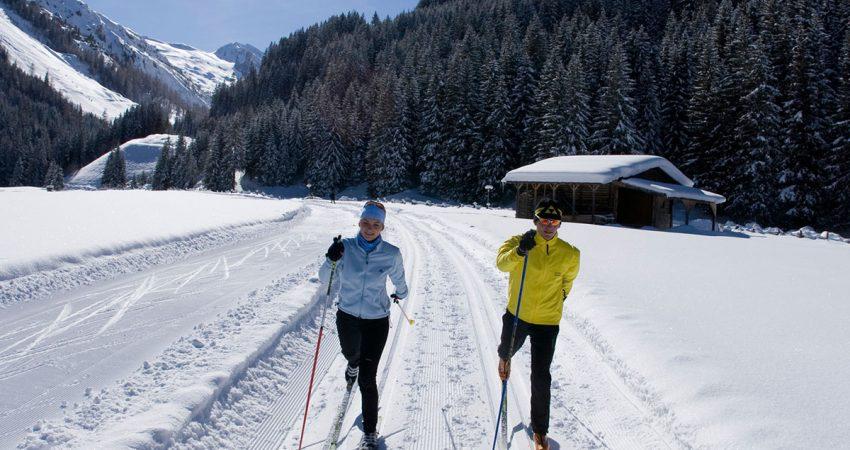 Nauka narciarstwa biegowego Rabka